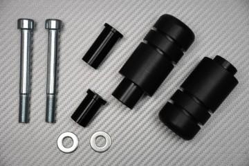 Tampons / Roulettes de Protection en Téflon pour Suzuki GSXR 600 / 750 2004 - 2005 K4 K5