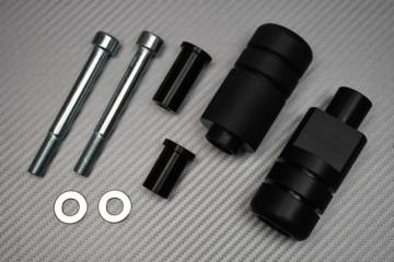 Tampons / Roulettes de Protection en Téflon pour Suzuki GSXR 1000 2005 - 2006 K5 K6