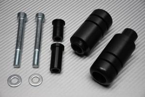 Tampons / Roulettes de Protection en Téflon pour Suzuki GSXR 1000 2003 - 2004