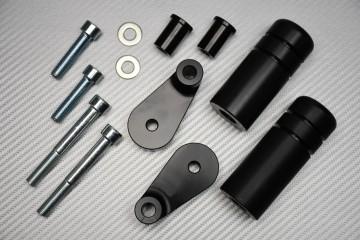 Tampons / Roulettes de Protection en Téflon pour Yamaha R1 2007 - 2008