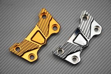 Anodized Aluminium Handlebars Riser Top CoverKawasaki ER6 N / F 650 2009 - 2016 / Versys 650 06-19