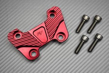 Attacco manubrio / Riser anodizzato per Ducati Monster 695 696 795 1100