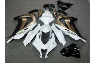 Komplette Motorradverkleidung KAWASAKI ZX10R 2016 - 2020