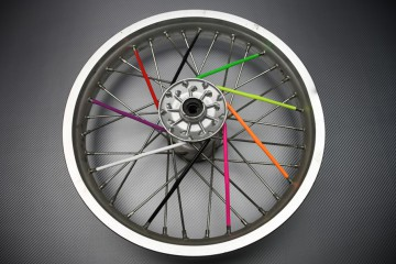 Universal Wheel Spokes Colour Covers Kit