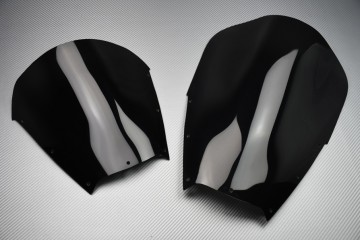 PVC Windscreen for Yamaha TDM 900 2002 - 2014