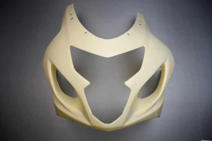 ABS Unpainted Upper Front Nose Fairing Cowl For Suzuki GSXR600//750 K4 2004 2005