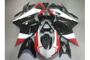 Komplette Motorradverkleidung für DUCATI SBK 848 1098 1198