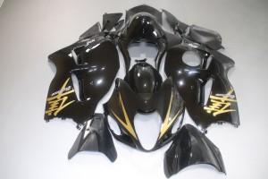 Komplette Motorradverkleidung SUZUKI HAYABUSA 1300 1999 / 2007