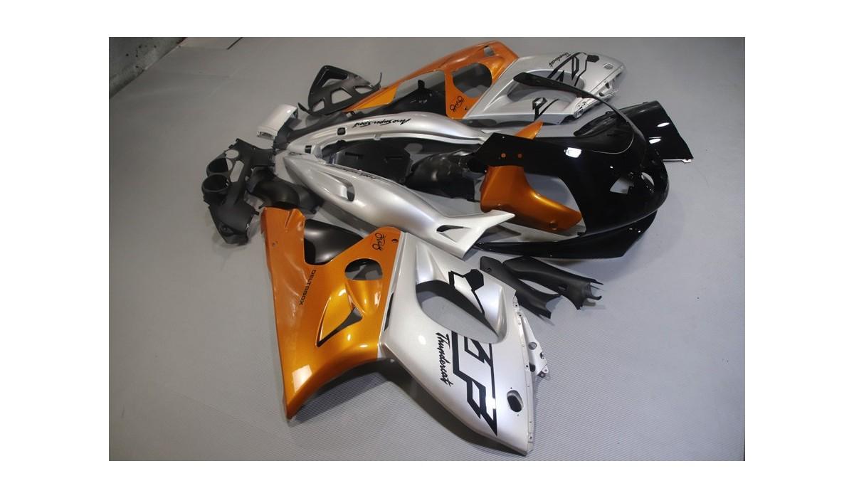 pour YZF 600 R6 05 YZF600 R6 2005 YZF-600 Agrafes de fixation pour vis alu Argent LoveMoto Jeux de visserie complets pour car/énages moto