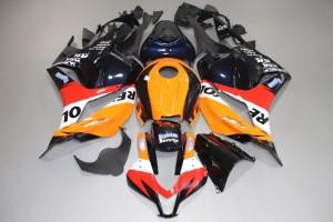 Complete Fairing set HONDA CBR 600 RR 2009 / 2012