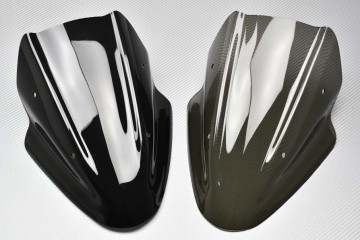 Polycarbonate Windscreen for Kawasaki Z650 2017 - 2019