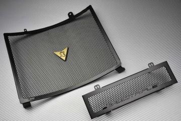 Griglia radiatore AVDB Triumph Street-Triple Speed Triple 1050 S / RS / R