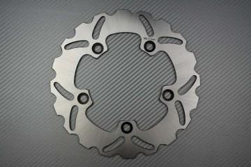 Wellenförmige (wave disk) Hinterradbremsscheibe Suzuki RM RMX DRZ 125 250 400