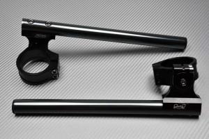 Paar  kippbare und erhöhte Stummellenker AVDB 48 mm