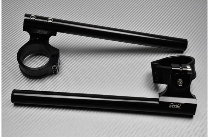 43mm Rised Offset Clip On Handlebars
