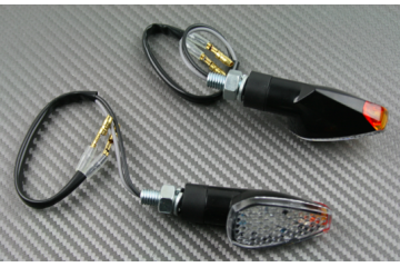 Ein Paar Universal LED-Blinker (Leuchtdiode)
