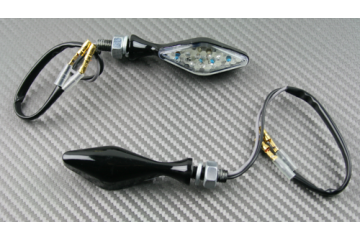 Pair of Universal LED Turn Signals