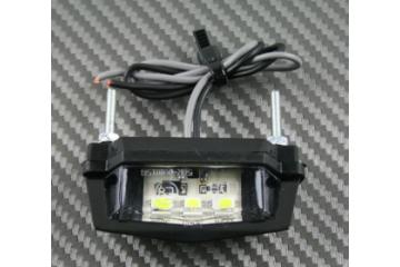 Luz de matrícula (LED 3)