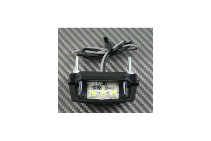 License plate light (3 LED)