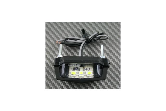 Luce targa (3 LED)