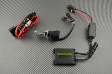 H4 LOW / HIGH BEAM Xenon Lighting Kit - STANDARD
