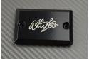 Flüssigkeitsbehälterdeckel für Bremse und/oder Kupplung vieler Kawasaki NINJA
