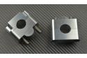 Pair of Universal Risers for 22 mm Handlebars