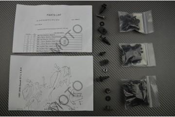 Schraubensatz Komplettverkleidung Ducati ST2 ST3 ST4