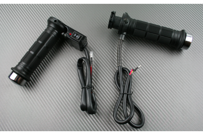 Pair of Universal Heated Grips