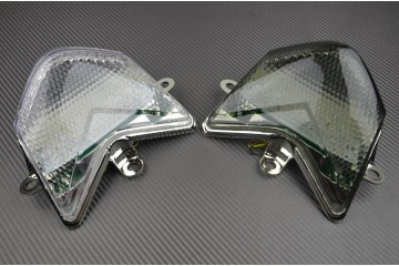 LED Taillight with Integrated turn signals for Kawasaki ZX10R 2004 / 2005