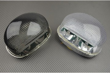 Feu stop Led Clignotants Intégrés TT600 Speed Four Speed Triple 955