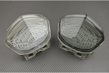 Feu Stop Led Clignotants Intégrés Kawasaki Ninja 250 2008 / 2012