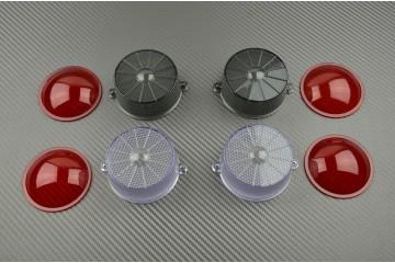 Vetro stop luce posteriore per Aprilia RSV e Tuono