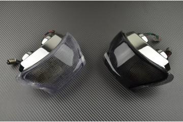 LED-Bremslicht mit integriertem Blinker Triumph T595 Speed Triple 995 1997 - 2004