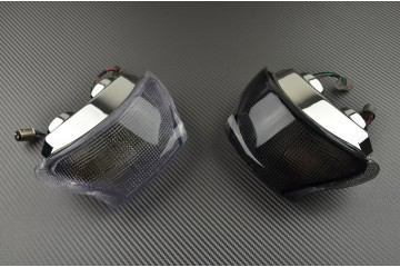 LED Taillight with Integrated turn signals for Triumph T595 Speed Triple 995 97/04