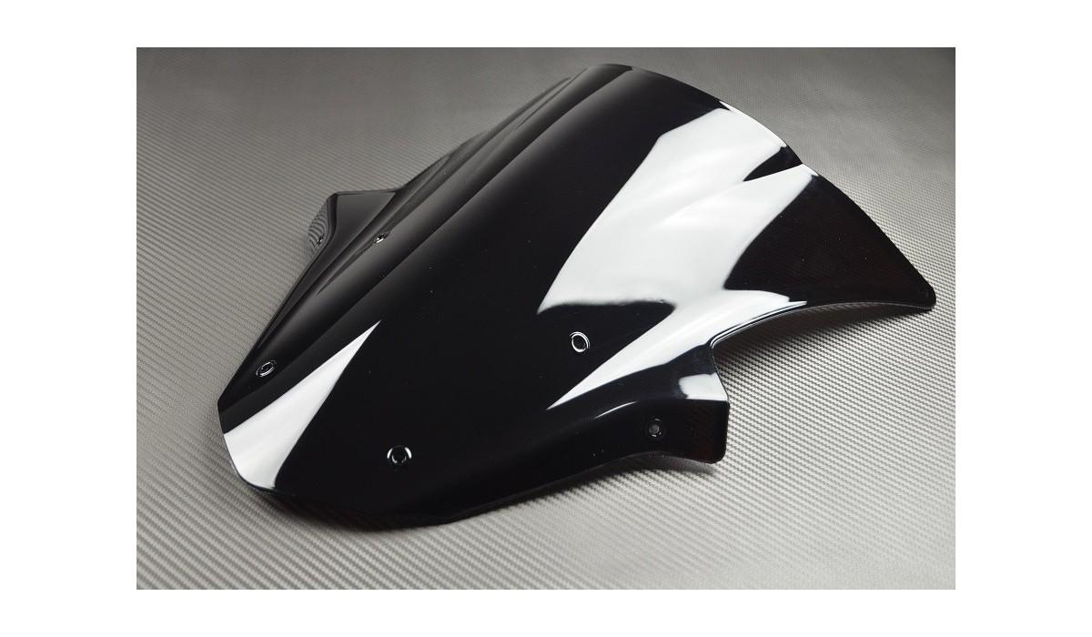 Schwarz Oder Transparent Windschutzscheibe Fur Kawasaki ZX10R 2011 2015