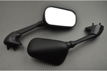 Paar Verstellbarer Spiegel Yamaha R1 1998 / 2001