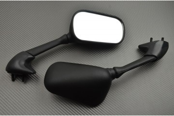 Pair of Aftermarket Rearview Mirrors for YAMAHA YZF R1 1998 - 2001