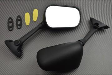 Paar Verstellbarer Spiegel Suzuki GSXR 600 750 K4 K5