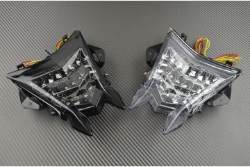 Fanale posteriore indicatori di direzione integrato per BMW S1000RR e S1000R