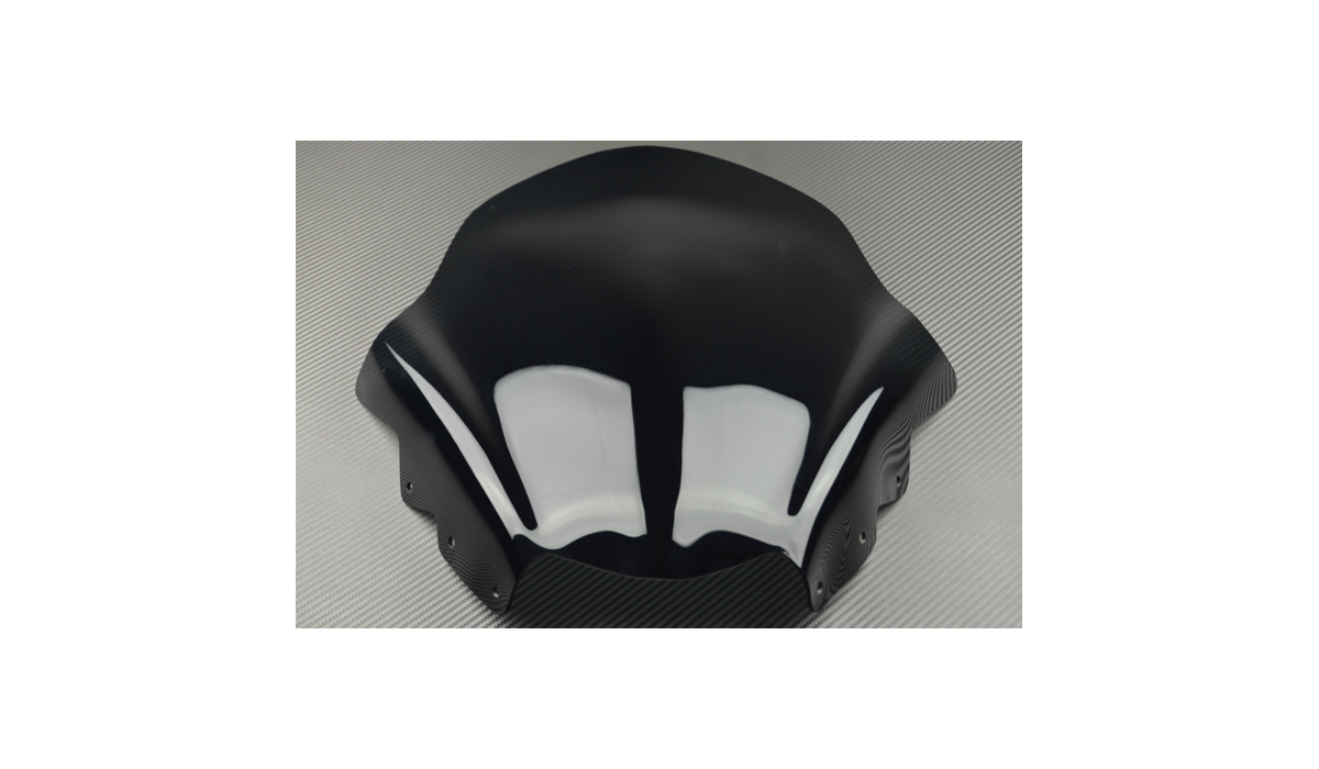 bulle sport fum e noire yamaha xmax 2010 2012 avdb moto l 39 accessoire prix motard. Black Bedroom Furniture Sets. Home Design Ideas