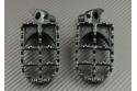 Paar Fußrasten YAMAHA YZ 85 125 250 WR 250 450 und GAS