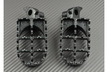 Paire de Repose-pieds CROSS YZ 85 125 250 WR 250 450 et GAS GAS