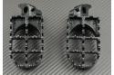 Paar Fußrasten CR 125 250 500 und YZ 125 250 WR400