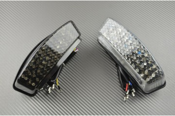 LED Taillight with Integrated turn signals for Ducati Monster