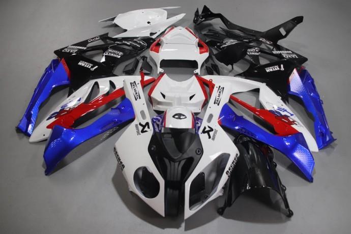 Komplette Motorradverkleidung Bmw S1000rr Und Hp4 2010 2014 Avdb Moto L Accessoire à Prix Motard