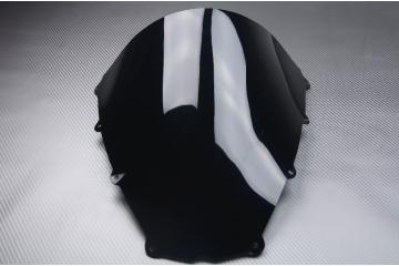 Black PVC Windscreen for Aprilia RSV 1000 99 / 00