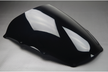 Black PVC Windscreen Aprilia RSV 1000 2001 - 2003