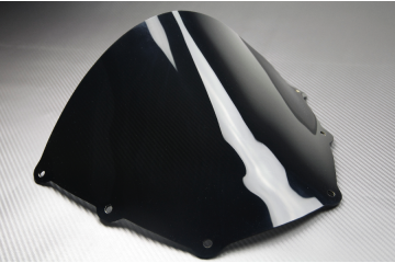Black PVC Windscreen for Aprilia Tuono 1000 03 / 05