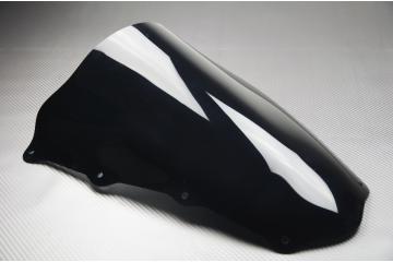 Black PVC Windscreen for Aprilia RSV 1000 04 / 08
